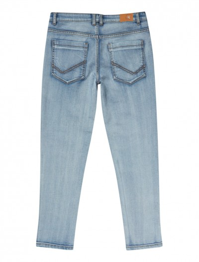 BOYS LIGHT WASH JEANS_BK