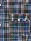BOYS NEUTRAL CHECK SHIRT_DT