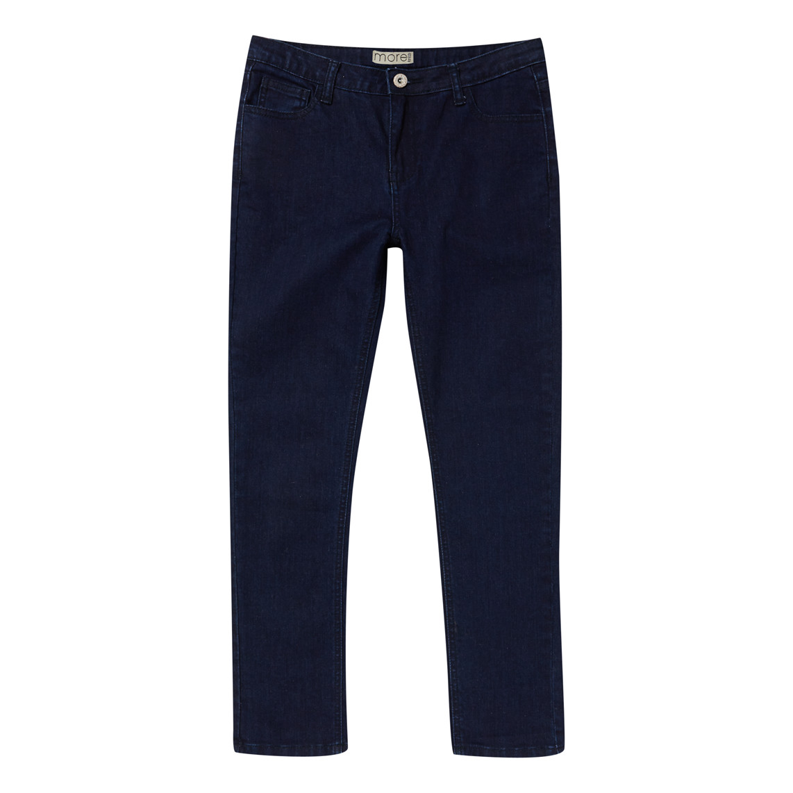GIRLS DARK WASH JEANS_FR