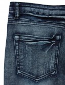 GIRLS MID WASH JEANS_DT