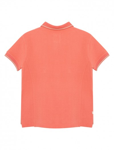 GIRL POLO SHIRT_BK