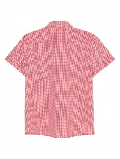 boys-shirt-short-sleeve-red-check-back