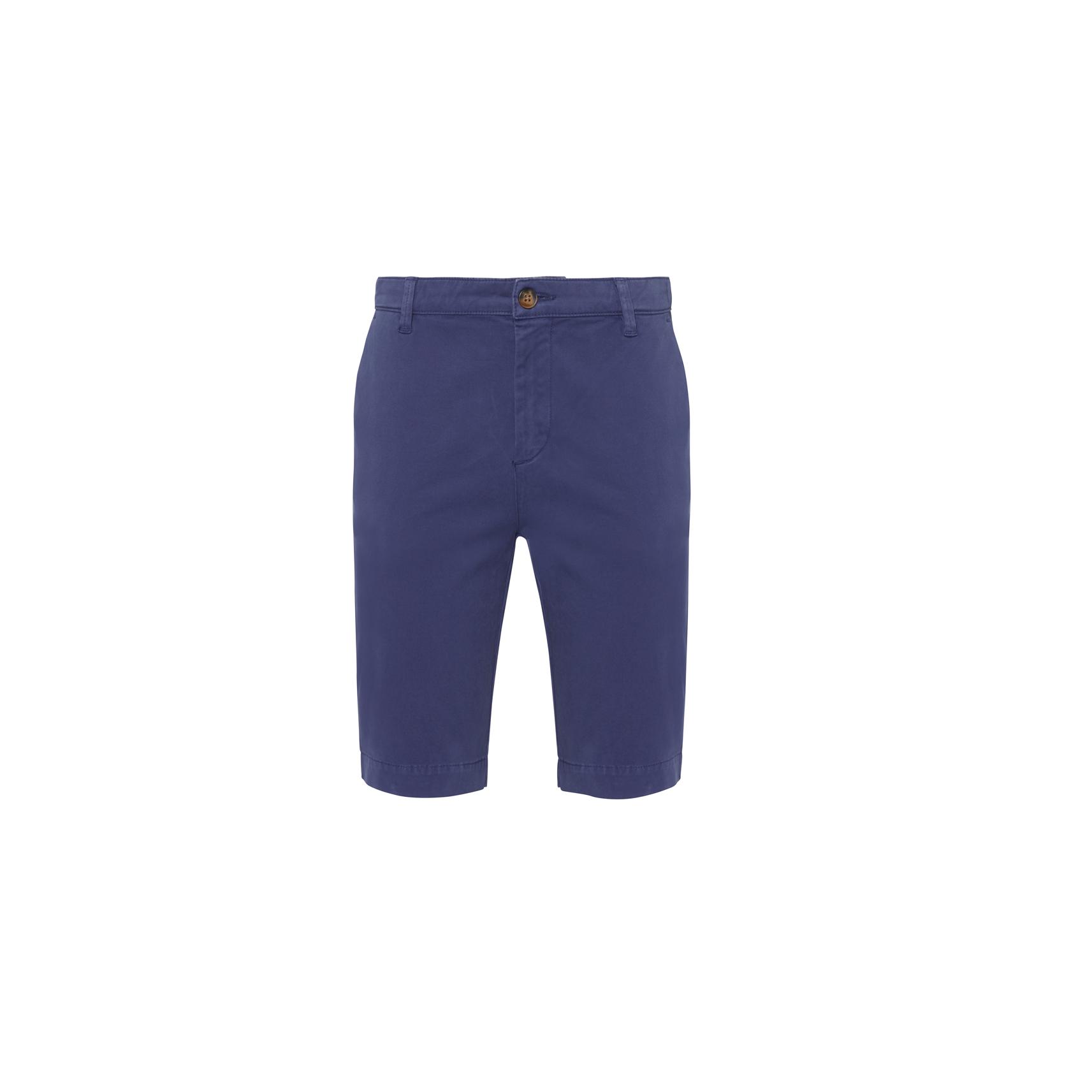 China Blue Boys Plus Size Generous Fit Adjustable Waist Chino  # Bois En Chaene